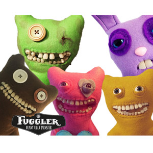 Fugglers Large Plush Assortment
