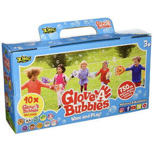 Glove-A-Bubbles, 10-PK