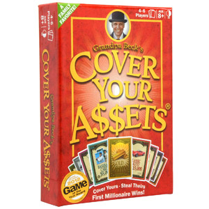 Grandpa Becks Cover Your Assets Card Game