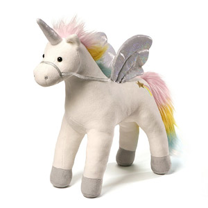 GUND My Magical Sound and Lights Unicorn Plush