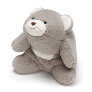 Gund Snuffles Teddy Bear, 10-Inch