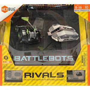 HEXBUG BattleBots Bronco / Hypershock