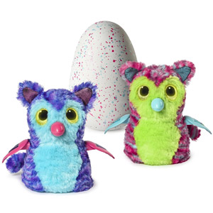 Hatchimals Fabula Forest Puffatoo/Tigrette