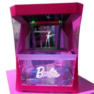 Hello Barbie Hologram