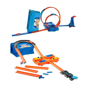 Hot Wheels Track Builder Starter Box