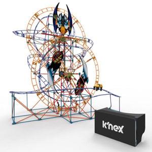KNex Thrill Rides: KNECTED Bionic Blast Roller Coaster