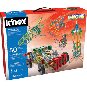 K`nex Imagine Power & Play Motorized Building Set