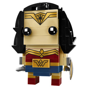 LEGO BrickHeadz Wonder Woman 41599
