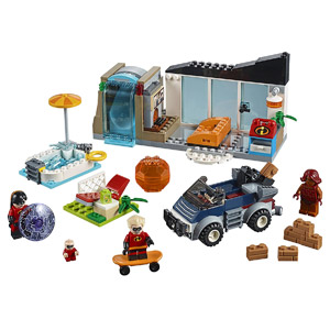 LEGO Juniors Incredibles 2 The Great Home Escape 10761