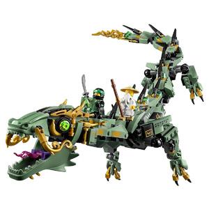 LEGO Ninjago Green Ninja Mech Dragon 70612