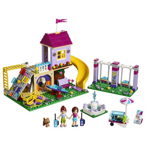 Lego Friends Heartlake City Playground 41325