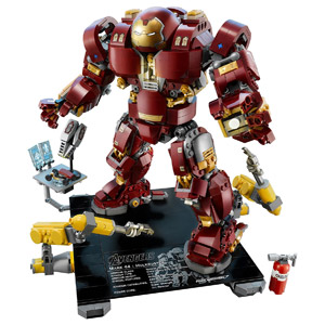 LEGO Marvel Super Heroes The Hulkbuster: Ultron Edition 76105