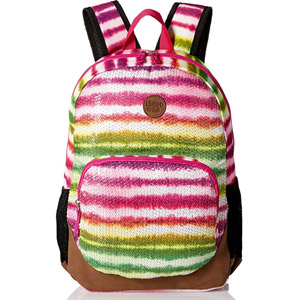 Limited Too Rainbow Tie Dye with Sequins Backpack