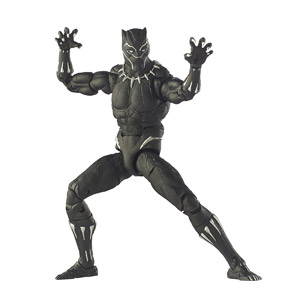 Marvel Black Panther Legends Series, 12-Inch