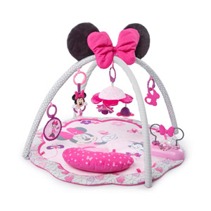 Minnie Mouse Garden Fun Activity Gym