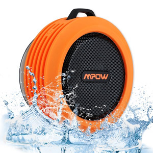 Mpow Buckler Bluetooth Shower Speaker
