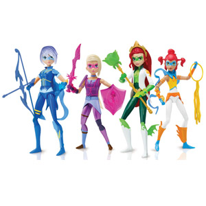 Mysticons 7-Inch Figures
