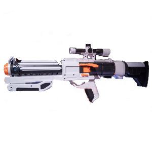 Nerf Rival Stormtrooper Blaster
