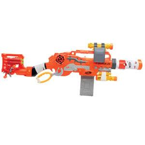 Nerf Zombie Strike Survival System Scravenger Blaster