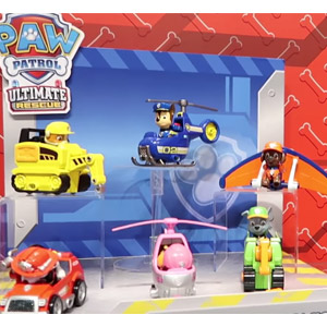 PAW Patrol Ultimate Rescue Mini Vehicles