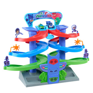 PJ Masks Nighttime Adventures Spiral Die-Cast