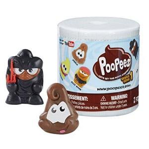 PooPeez Series 1, 4-PK