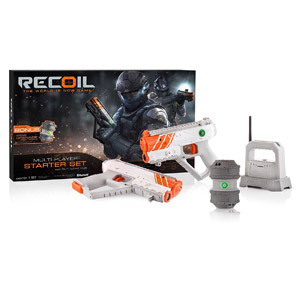 Recoil Starter Set with Bonus Grenade Pre-Launch