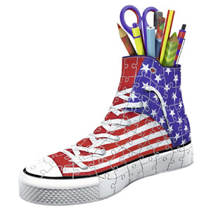 Ravensburger Sneaker American Style 3D Puzzle