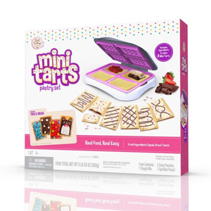 Real Cooking Mini Tarts Pastry Set