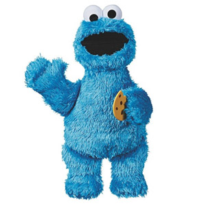 Sesame Street Feed Me Cookie Monster