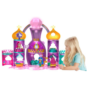 Shimmer and Shine Magical Genie Dream Palace