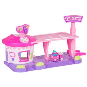 Shopkins Cutie Cars Drive Thru Diner
