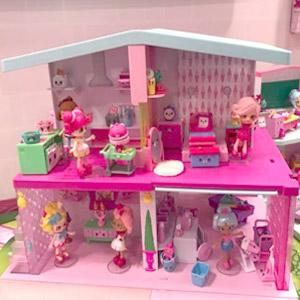 Shopkins Happy Places Mansion