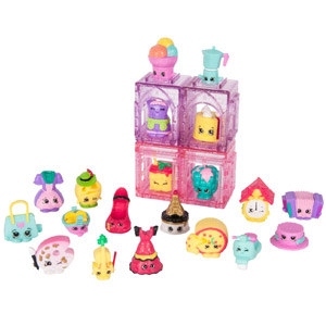 Shopkins Season 8 World Vacation Mega Pack