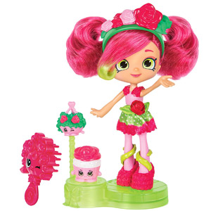 Shopkins Shoppies Party Dolls Rosie Bloom