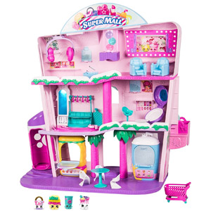 Shopkins Shopville Super Mall