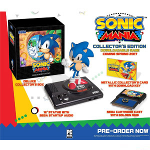 Sonic Mania: Collectors Edition