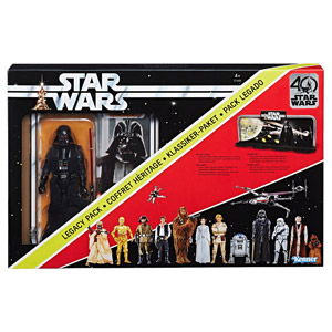 Star Wars: Episode I The Black Series Legacy Pack