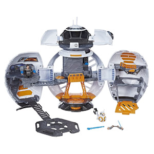 Star Wars Galactic Heroes BB-8 Adventure Base Playset