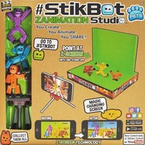 Stikbot Pets Zanimation Studio