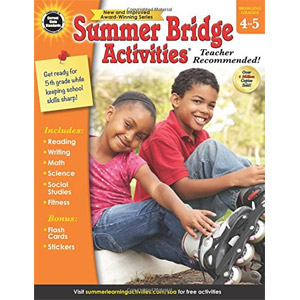 Summer Bridge Activities, Grades 4 - 5