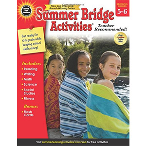 Summer Bridge Activities Grades 5 - 6