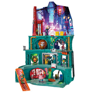 TMNT Epic Sewer Lair Playset
