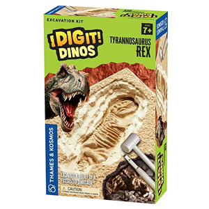 Thames & Kosmos I Dig It Dinos T. Rex Excavation Kit