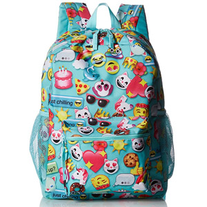 The Childrens Place Girls Emoji Backpack
