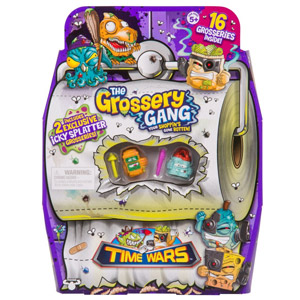 The Grossery Gang Time Wars, 16-PK