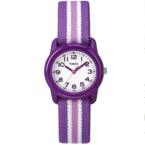 Timex Kids Purple Resin Watch