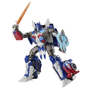 Transformers: The Last Knight Voyager Optimus Prime