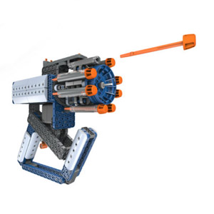 VEX Robotics Gatling Rapid Fire Motorized Dart Shooter