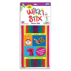 Wikki Stix Art and Craft Wikki Stix